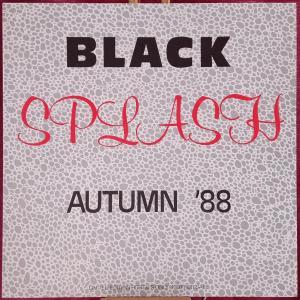 Various – Black Splash (LP1988  Holland)