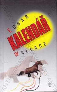 Kalendář Edgar Wallace 2013 Naše vojsko, Praha