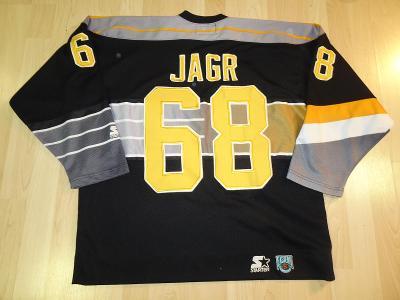 původní 2000´s hokejový dres NHL STARTER PITTSBURG PENGUINS #68 Jágr