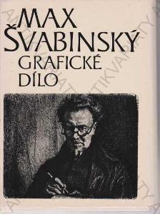 Grafické dílo Max Švabinský Páleníček Švabinská