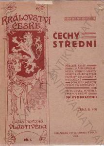 Království české I. - Čechy střední