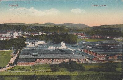 Choceň - Polská kolonie