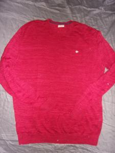 Napapijri-pánský svetr v top stavu vel.3XL