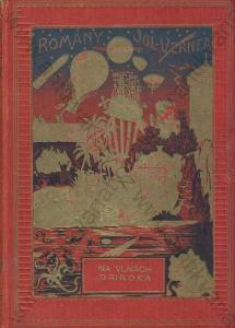 Na vlnách Orinoka Julius Verne Jos. R. Vilímek1925