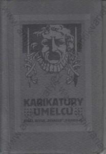 Karikatury umělců Revue Divadlo, Praha 1913