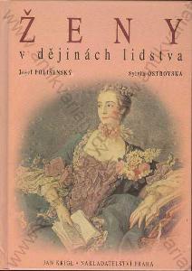 Velké a malé Ženy v dějinách lidstva Jan Krigl
