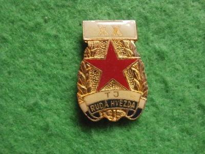 Rudá hvězda 20 let