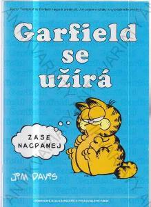 Garfield se užírá Jim Davis Crew, Praha 1999