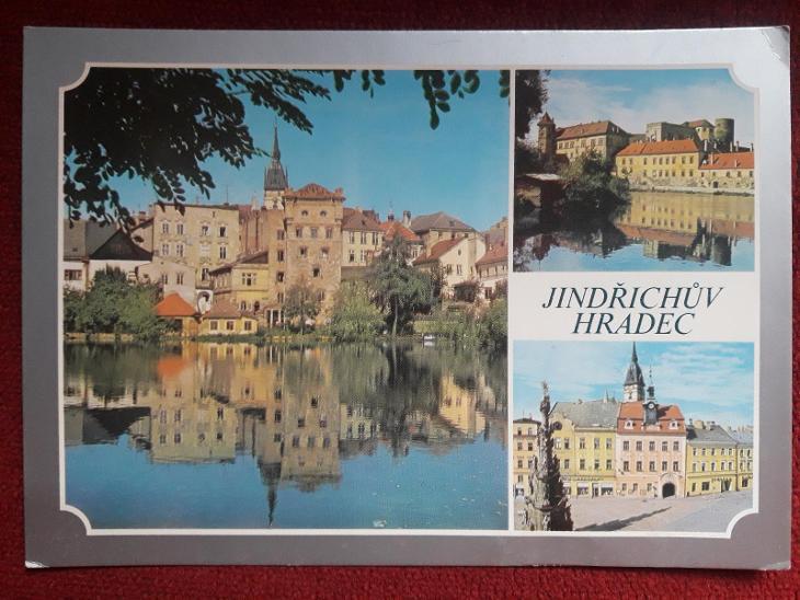 Jindřichův Hradec - Pohlednice
