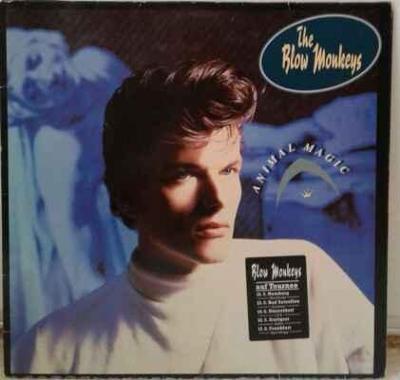 LP The Blow Monkeys - Animal Magic, 1986 EX