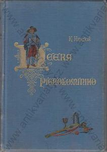 Dcera Piccolominiho K. Herloš Alois Hynek, Praha