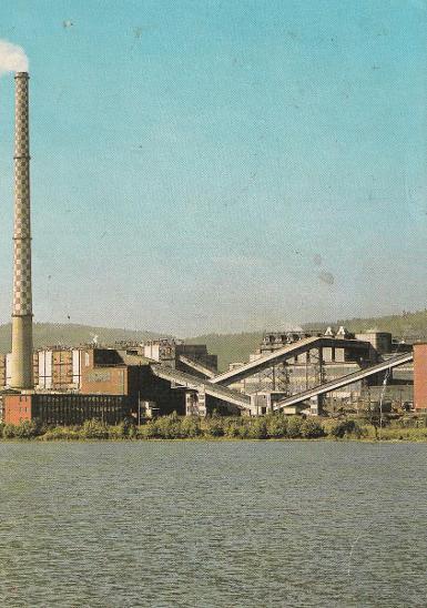 Elektrárna Vřesová - Sokolov - Pohlednice