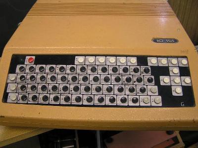 Historický počítač IQ151