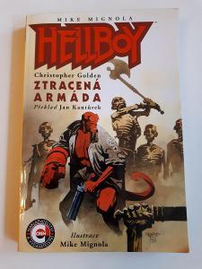 Hellboy: Ztracená armáda - Christopher Golden