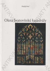Okna Svatovítské katedrály Marie Kostílková 1999