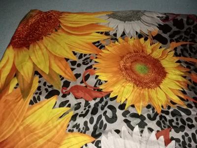 Ložní povlečení slunečnice