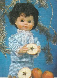 Panenka - Vánoční