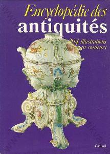 Encyclopédie des antiquités J. Brožová 1986
