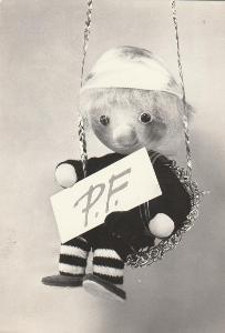 Kominíček - panenka - PF - Vánoční a novoroční
