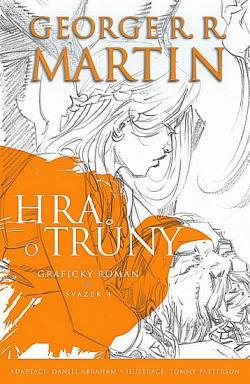 Hra o trůny - G.R. R. Martin - Komiks, svazek 4