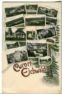 Dubí Eichwald, , Teplice