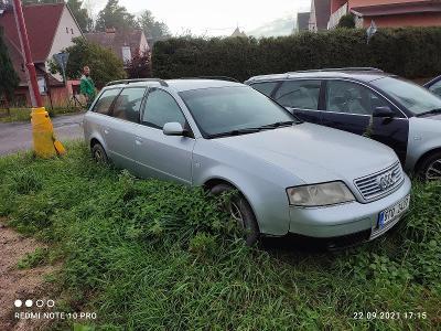 Audi A6c5 2.5TDI 110kw