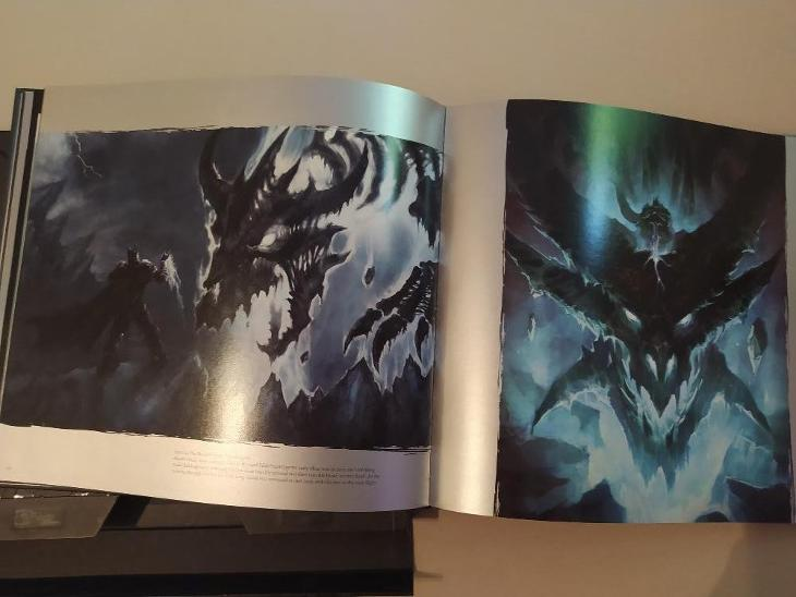 Cinematic Art of World of Warcraft: Wrath of the Lich King - Knihy