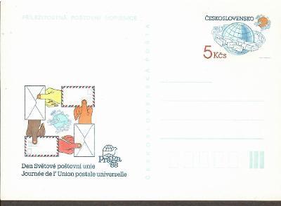 V7027  - Příležitostná poštovní dopisnice - CDV
