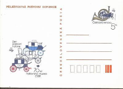 V7028  - Příležitostná poštovní dopisnice - CDV
