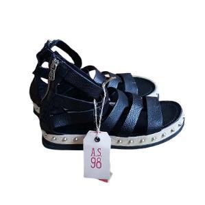 A.S.98 kožené sandály 39