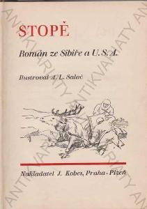 Po neznámé stopě Jaroslav Nauman A. L. Salač