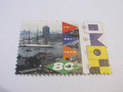 Prodávám známky Holandsko 1995,  Přístavy a plachetnice