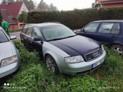 Audi A6c5 2.5TDI 132kw qattro automat