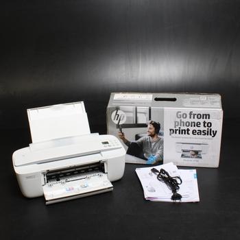 Multifunkční tiskárna HP DeskJet 3750 bílá