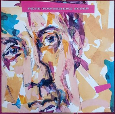 Pete Townshend – Scoop (LP 1983 Germany)