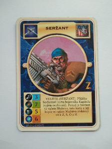 Doomtrooper - Seržant