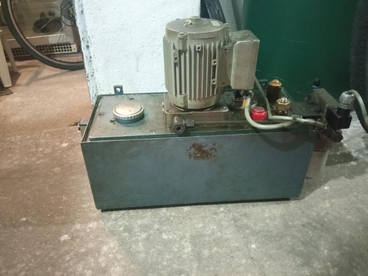 Hydraulická jednotka - Průmysl