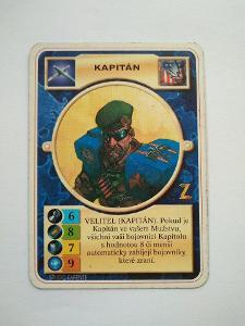 Doomtrooper - Kapitán