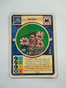 Doomtrooper - Bushi