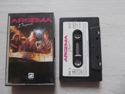 1X MC  KAZETA ARGEMA  - POPRVÉ (1993)
