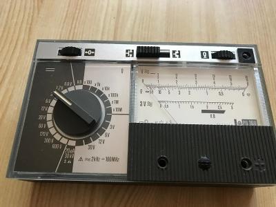 Merací prístroj Metra PU 160