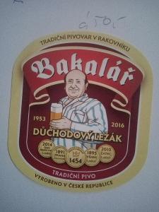 Pivovar Rakovník ALE BREWERY kat. č. : NK M sbírka STČ