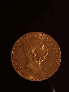 Franc josef zlatý 1909