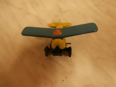 Letadlo na klíček Ites.