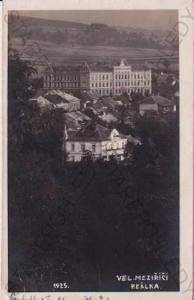 Velké Meziříčí - Gross Meseritsch (Žďár nad Sázavo