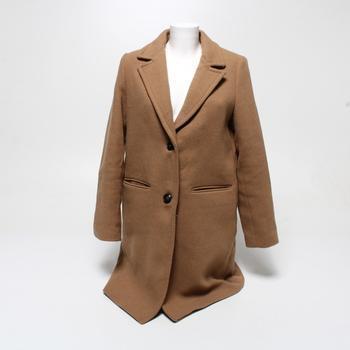 Dámský kabát Esprit vel. L, hnědý
