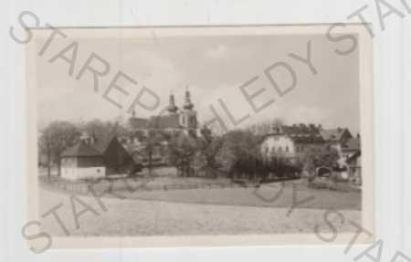Králíky (Ústí nad Orlicí), kostel, částečný záběr