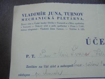 ÚČET-VLADIMÍR JUNA-TURNOV