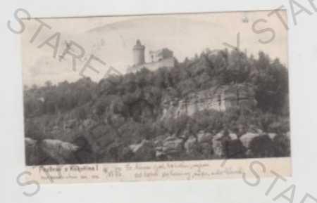 Kokořín (Mělník), hrad, DA