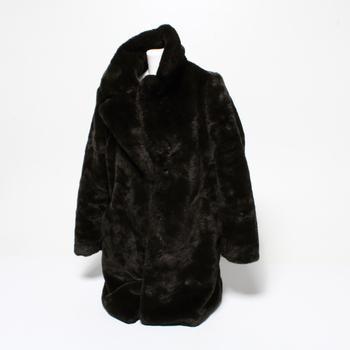 Dámský kabát z umělé kožešiny Tom Tailor